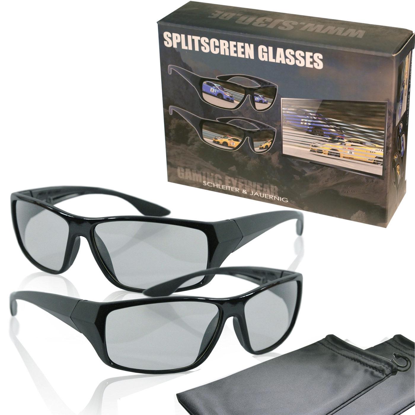 70a30b3a2967ed lunettes de filtre polarisant 3D de coupe sportive - Schleiter ...